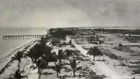 "Oldest Photograph of ""South Beach"" Miami Beach 1900"