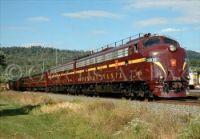 Pennsylvania Railroad EMD E8
