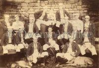 St. Louis Browns Baseball Team, 1888