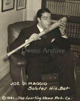 New York Yankee Joe DiMaggio